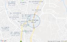 Hay Al Hussain neighborhood Zarqa city -  sqm apartment for rent