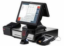 Pos System Computer Touch Screen Dz-8000bu