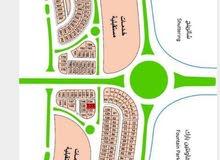 ارض للبيع باللوتس الجديدة 662 م