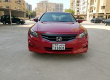 Used condition Honda Accord 2012 with 50,000 - 59,999 km mileage