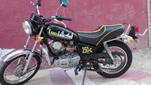 Yamaha motorbike for sale made in 2015