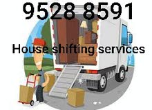 House shifting services $