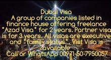 freelance dubai visa