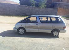 Gasoline Fuel/Power   Toyota Previa 1999