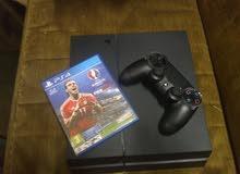 PS4 استخدام خفيف بحالة الوكالة