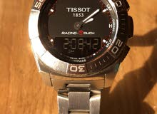 tissot -racing touch