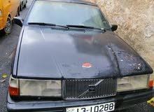 سياره فولفو 1993 للبيع فقط كاش السياره جيده