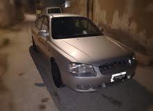 Silver Hyundai Verna 2000 for sale