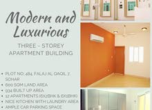 Building Apartment for sale in Sohar  P59