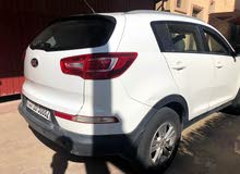 For sale 2013 White Sportage