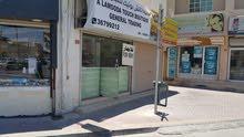 يوجد محلات على شارع جدعلي