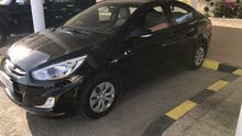 Automatic Black Hyundai 2016 for sale