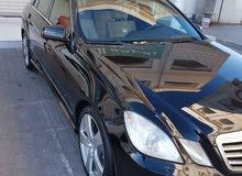 Mercedes Benz E 350 2011 For sale - Black color