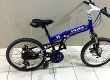 دراجة هوائية من نوع VLRA