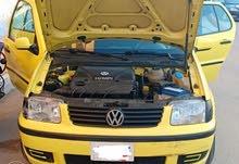 سيارة VW للبيع لدواعي السفر
