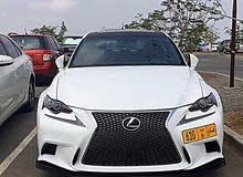 80,000 - 89,999 km Lexus ISF 2014 for sale