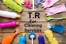 خدمات تنظيف Cleaning Services