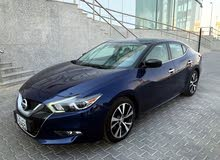 Automatic Blue Nissan 2016 for sale