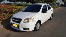 +200,000 km Chevrolet Aveo 2009 for sale