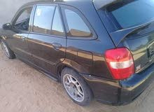 Manual Black Mazda 2005 for sale