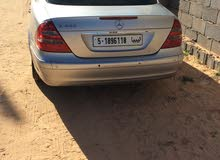Automatic Mercedes Benz 2006 for sale - Used - Tripoli city