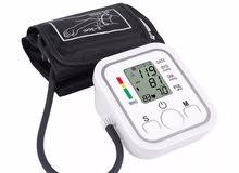 جهاز قياس ضغط الدم من الذراع Blood Pressure Monitor