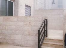 شقة أرضية خلف جمعية خليل الرحمن 120 متر مع تراس و كراج