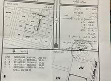 تم تخفيض السعر إلى 26500 ألف، أرض سكنية للبيع في الصومحان الجنوبية