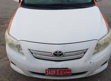 Used condition Toyota Corolla 2010 with 0 km mileage