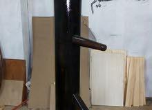 الدمية الخشبية wooden dummy