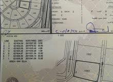 لللبيع أرض سكنية في منطقة الخوض السابعة بولاية السيب