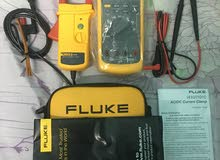 Fluke Multimeter With Clamp meter for sale