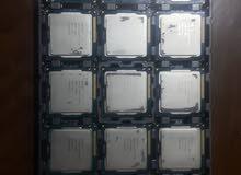 بروسيسورات لجميع أجهزه الكومبيوتر من بدايه الجيل الأول حتي الجيل الثامن بأرخص سعر