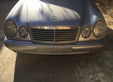 Mercedes Benz E 200 Used in Gharyan