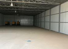 لايجار مخزن 6000َم في امغره الصناعية ترخيص مخزن يمكن التقسيم يصلح جميع الأنشطة ا