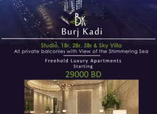 Freehold Apartments Starting from 29000 BD