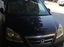 Automatic Black Honda 2006 for sale