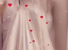 فستان زفافي من بوتيك Rn من الطرحه