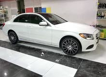 1 - 9,999 km Mercedes Benz C 300 2015 for sale