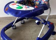 مشاية أطفال مستعملة للبيع  4 د.ك فقط