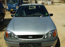 Manual Silver Ford 2002 for sale