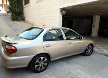سيارة كيا سيفيا 2 لون شمباني موديل 1997 للبيع