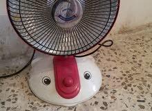 صوبة كهربائية او مدفأة دائرية قوية الحرارة