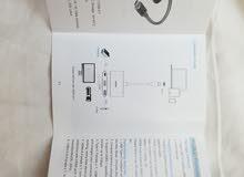 تحويله من USB-C الي منفذ شاشه HDMI