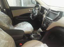 Hyundai Santa Fe 2017 For sale - Black color