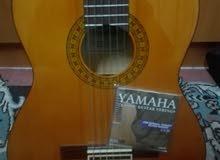جيتار YAMAHA جديد