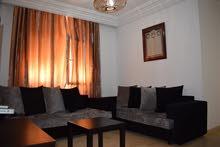 """للكراء شقة مؤثثة  """" شهرزاد 2""""  صالة وغرفة  بحي النصر 2"""