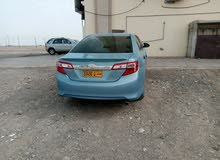 Toyota Camry 2012 For sale - Blue color