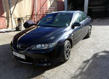 Mazda 6 car for sale 2005 in Amman city