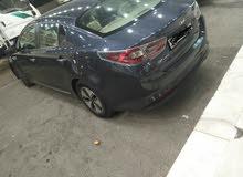 سيارة كيا اوبتيما 2015